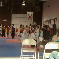 Photo taken at Dragon E's Black Belt Academy by Andi S. on 6/21/2012