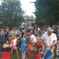 Photo taken at Bidwell Summer Concert Series by Tony K. on 7/27/2011
