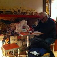 Photo taken at Macondo by Chiara F. on 12/12/2011