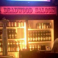 Photo taken at Deadwood Saloon by Kirstin C. on 11/8/2011