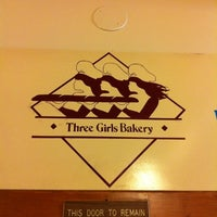 Photo taken at Three Girls Bakery by Josh H. on 7/19/2011