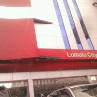 Photo taken at Lumala City by Sudharsha W. on 9/10/2011