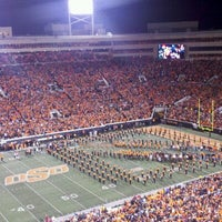 Photo taken at Boone Pickens Stadium by Stephen B. on 12/4/2011
