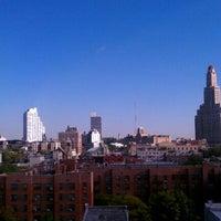 Photo taken at Fairfield Inn & Suites By Marriott New York Brooklyn by Gunner J. on 10/17/2011