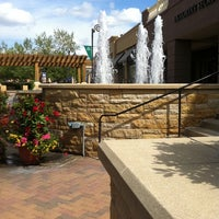 Photo taken at The Shoppes at Arbor Lakes by Linda D. on 8/15/2011