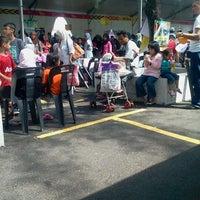 Photo taken at Karang Kraf Shah Alam Sek. 15 by Marie L. on 1/29/2012