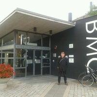 Photo taken at BMC - Biomedicinskt centrum by Mārtiņš K. on 10/21/2011
