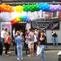 Photo taken at World Pride London 2012 by Keith on 7/7/2012