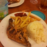 Photo taken at Nando's by Duke Fariz A. on 5/1/2012