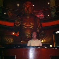 Photo taken at Little Buddha by Dino on 9/1/2012