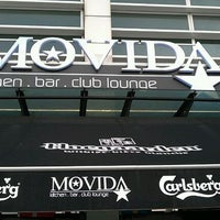 Photo taken at MOVIDA - Kitchen.Bar.Club Lounge by Leong Chee 馮亮智 F. on 6/6/2012