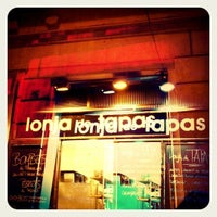 Photo taken at Lonja de Tapas by Karin W. on 5/12/2012
