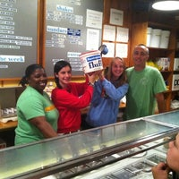 Photo taken at Lewis Brothers Ice Cream by Casey L. on 8/25/2011