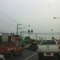 Photo taken at แยกสะเดียง (Sa Teang Intersection) by Godfrey D. on 3/15/2012