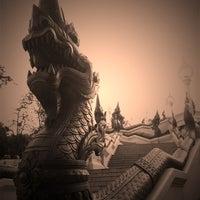 Photo taken at Wat Kaew Korawaram by Nuthinee T. on 12/5/2011