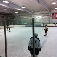 Photo taken at The Gardens Ice House by Brooke S. on 1/30/2012