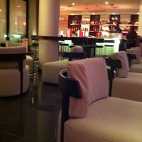 Photo taken at Novotel Luxembourg Centre by Jeff V. on 7/6/2011