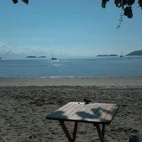 Photo taken at Geko Hostel Paraty by Bianca O. on 5/6/2012