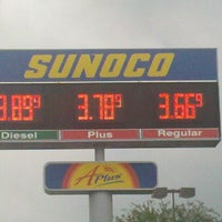 Photo taken at Sunoco by Jennifer H. on 4/28/2011