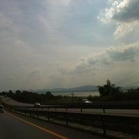 Photo taken at Lam Takong Dam by Yu'i on 5/21/2012