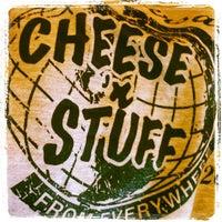 Photo taken at Cheese N Stuff by Kara R. on 1/26/2012