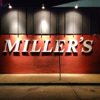 Photo taken at Miller's Bar by Jonathan C. on 8/25/2012