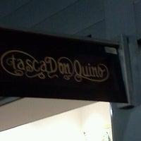 Photo taken at Tasca Don Quino by Alejandra R. on 9/7/2011