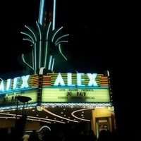 Photo taken at Alex Theatre by Kati W. on 10/9/2011