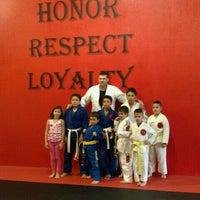 Photo taken at Bankens Combat Jiu-Jitsu by Dynorah G. on 8/22/2011