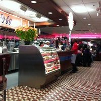 Photo taken at Silver Diner by Diane W. on 12/30/2010
