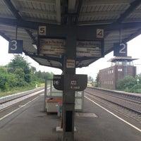 Photo taken at Bahnhof Einbeck-Salzderhelden by Toine R. on 7/5/2012