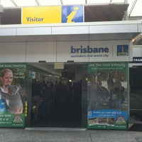 Photo taken at Brisbane Visitor Information Centre by Jenson L. on 8/21/2012