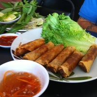 Photo taken at Phở SàiGòn by Cory on 7/24/2011