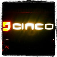 Photo taken at Cinco Club by Thiago M. on 4/15/2012