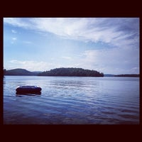 Photo taken at Pride of Lake of Bays Marine by Robert L. on 7/31/2012