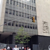 Photo taken at New York City Civil Court by Christina C. on 6/11/2012