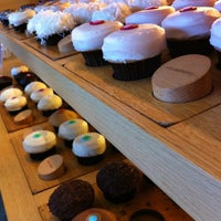 Photo taken at Sprinkles Cupcakes by Bandar A. on 6/8/2012