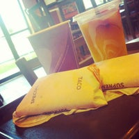 Photo taken at Taco Bell by Diego A. on 5/6/2012