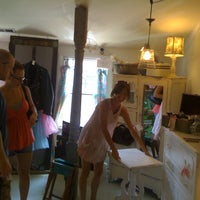 Photo taken at Vintage Bliss Boutique by Bernard M. on 8/20/2011