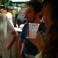 Photo taken at Chiosco Piazza Trento by Kar &. on 8/18/2011