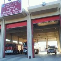 Photo taken at مركز اطفاء العبدلي by Fire Q. on 12/14/2011