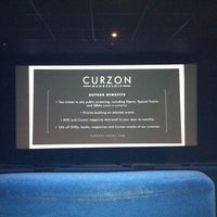 Photo taken at Curzon Mayfair Cinema by Keith M. on 1/8/2011