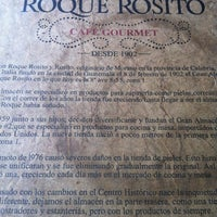 Photo taken at Roque Rosito Café Gourmet by Piero R. on 8/13/2012