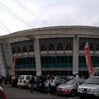 Photo taken at Gor Gelanggang Remaja by Setra N. on 3/10/2012