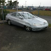 Photo taken at P11 Employee Parking by Jason P. on 7/15/2012