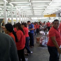 Photo taken at Supermercados Cristal by George E. on 8/11/2012