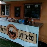 Photo taken at Skinny Pancake Truck by Harjit on 9/22/2011