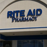 Photo taken at Rite Aid by Michael D. on 11/2/2011