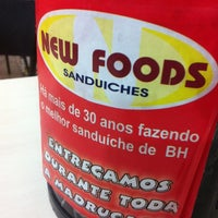 Photo taken at New Foods by Léo L. on 12/16/2011