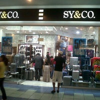 Photo taken at SY & CO by Ricardo S. on 1/17/2012